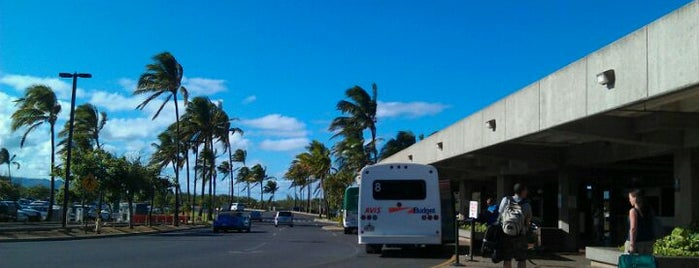 Kahului Airport (OGG) is one of Airports in US, Canada, Mexico and South America.