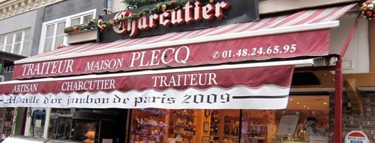 Maison Plecq is one of  Paris Eat .