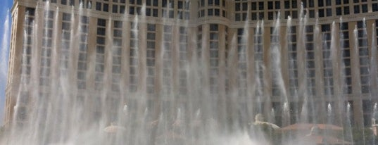 Fountains of Bellagio is one of Best Places to Check out in United States Pt 6.
