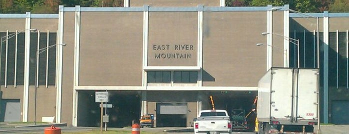 East River Mountain Tunnel is one of Gary's List.