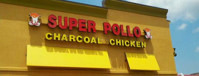 Super Pollo Charcoal Chicken - Wilson is one of Cheap Eats in the DMV.