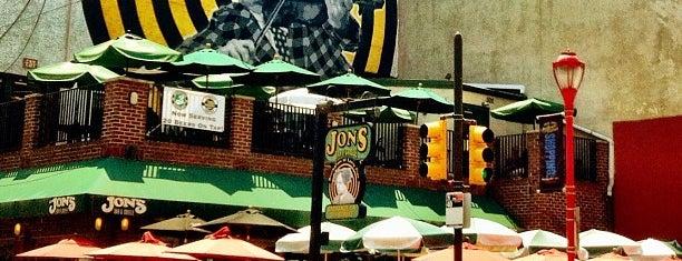 Jon's Bar & Grille is one of Flip, Flip, Flipadelphia!.