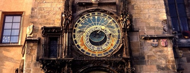 Prague Astronomical Clock is one of Places I have been to.
