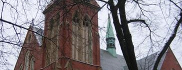 Church of the Advent is one of IWalked Boston's Beacon Hill (Self-guided tour).