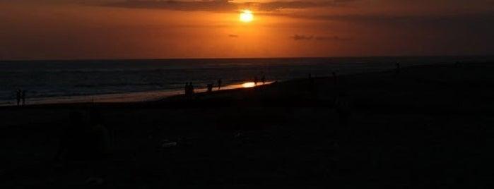 Berawa Beach is one of Beautiful Beaches in Bali.