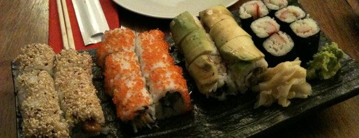 SushiCo is one of bağdat caddesi'nde ne yenir.