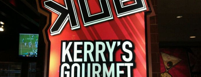 KGB: Kerry's Gourmet Burgers is one of How The West Was Won.
