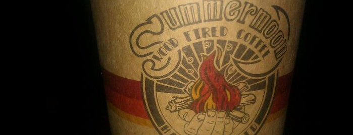 Summermoon Coffee Bar is one of Confessions of a Fresh Brew Expert.