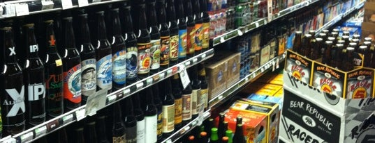 Whole Foods Market is one of Craft Beer in LA.