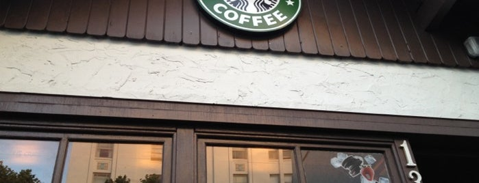 Starbucks is one of Californie.