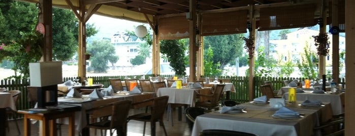 Monte Kemer Restaurant is one of Kemer my to do list.