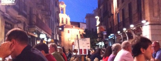 Mesón las Conchas is one of Must-visit Nightlife Spots in Salamanca.