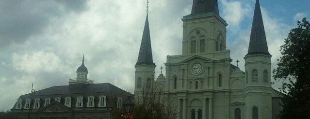 Jackson Square is one of Naw lens.