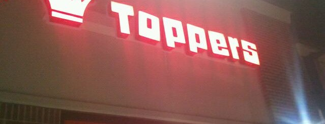 Toppers pizza locations toppers pizza is one of toppers pizza locations junglespirit Image collections