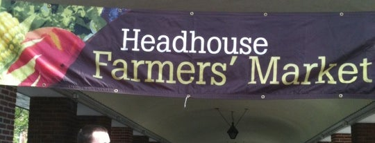 HeadHouse Square Farmers Market is one of Philadelphia To-Do.