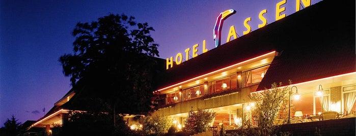 Van der Valk Hotel Assen is one of Lezinglocaties.