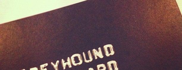 Greyhound Café is one of Bangkok, Thailand.