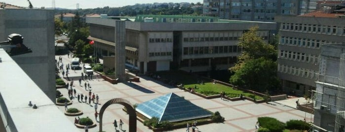 Boğaziçi Üniversitesi Kuzey Kampüsü is one of İstanbul Avrupa Yakası #2 🍁🍃.