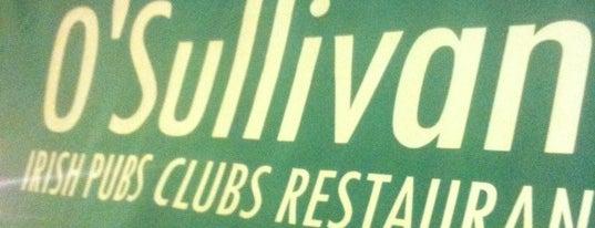 O'Sullivans Café Bar is one of Bars / Pubs.