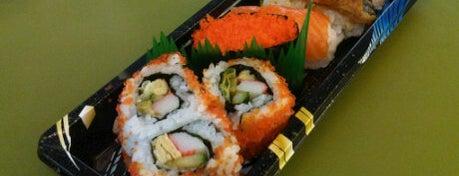 Sushi Kiosk is one of Tempat makan OK'lah.