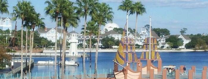Walt Disney World Dolphin Hotel is one of Walt Disney World Resorts.