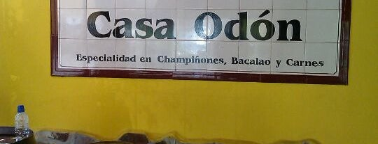 Restaurante Casa Odon is one of Tenerife: restaurantes y guachinches..