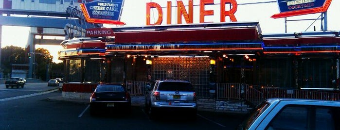 Arlington Diner is one of The Best New Jersey Diners.