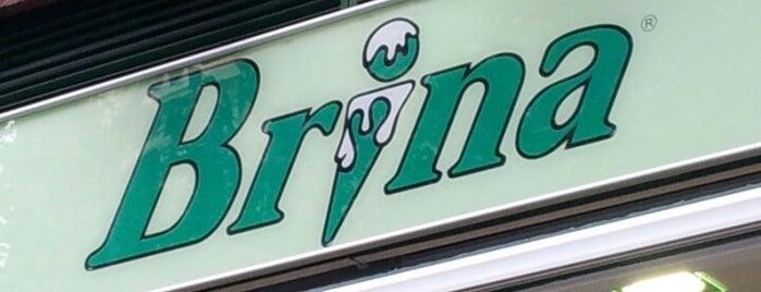 Brina is one of Restauración.