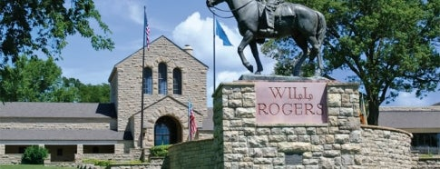 Will Rogers Memorial Museums is one of Green Country Getaway, Let's Go!.