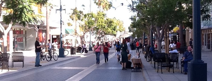 Third Street Promenade is one of Guide to Los Angeles's best spots.