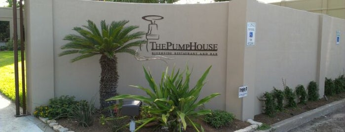 The PumpHouse Riverside Restaurant and Bar is one of Favorite Restaurants.