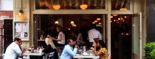Mermaid Oyster Bar is one of 20 Outstanding Oyster Happy Hours in NYC.