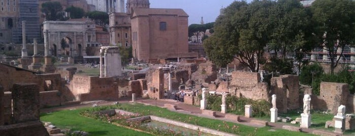 Foro Romano is one of Best of World Edition part 2.