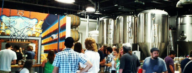Deep Ellum Brewing Company is one of Texas breweries.