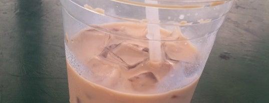 reBuzz Coffee is one of NY Espresso.