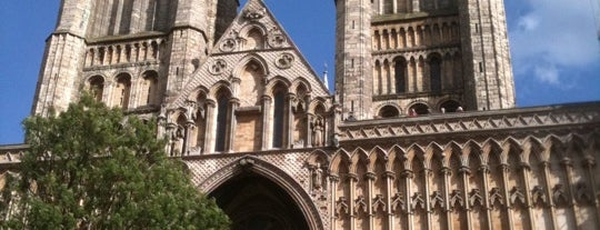 Lincoln Cathedral is one of Getting Started.