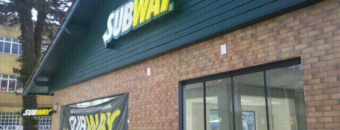 Subway is one of Food.