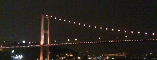 Bosphorus Bridge is one of Places of interest in Istanbul.