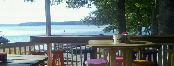 The Pointe at Lake Gatson is one of Top 10 dinner spots......