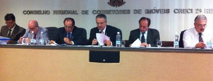 Conselho Regional de Corretores de Imóveis de São Paulo (Creci-SP) is one of São Paulo - SP.
