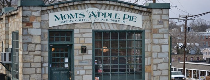 Mom's Apple Pie Company is one of Food & Drinks.