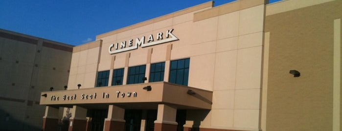 Cinemark Movies 15 is one of Favorite Hang Outs.