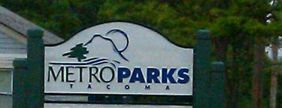 Ryans Park is one of Dog walking in Tacoma.