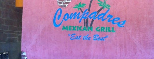 Compadres Mexican Grill is one of Must-visit Fast Food Restaurants in Tulsa.