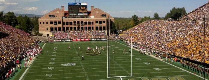 Folsom Field is one of Great Sport Locations Across United States.