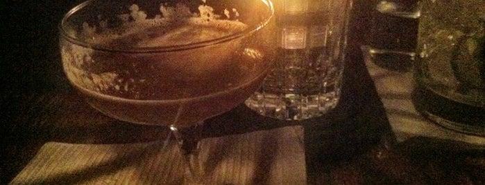 Milk & Honey is one of Top Cocktails Bars for True Believers.