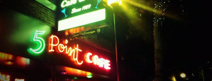 The 5 Point Cafe is one of Must-have Experiences in Seattle.