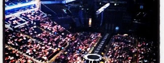 Bridgestone Arena is one of Nashville.