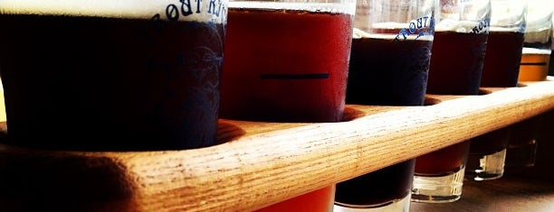 Trout River Brewing Co. is one of New England Breweries.