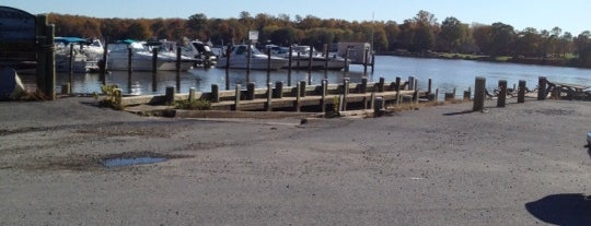 Otter Creek Marina is one of Places of Interest.